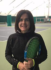 Coach Galina